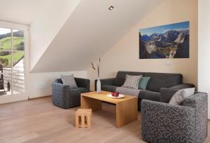Area soggiorno di Residence Innichen - San Candido