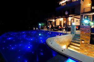 Πισίνα στο ή κοντά στο Ξενοδοχείο Δρύαλος