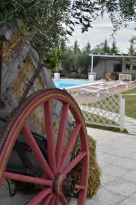 Piscina di Hotel Giardino Giamperduto o nelle vicinanze