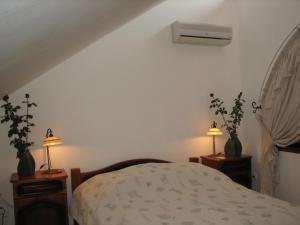 A room at Hajdu Apartman 1.