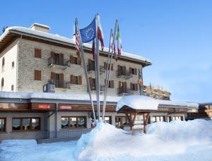 Hotel Sport durante l'inverno