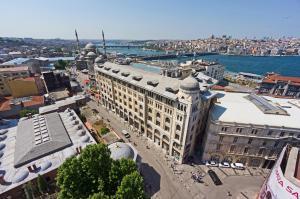 Legacy Ottoman Hotel с высоты птичьего полета