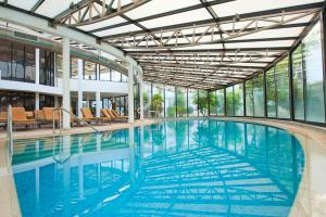 The swimming pool at or near Louis Ledra Beach