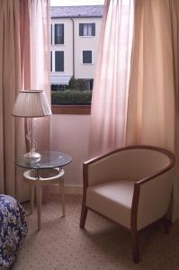 Area soggiorno di Hotel Giudecca Venezia