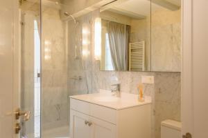 Un baño de Apartamento Marina