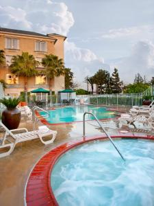 The swimming pool at or near Ayres Hotel Anaheim