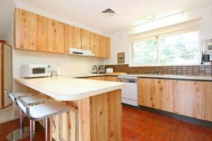 A kitchen or kitchenette at Frankston Unicare