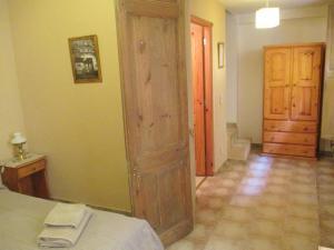 Een bed of bedden in een kamer bij La Querencia de Buenos Aires