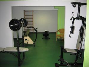 Salle ou équipements de sports de l'établissement Hôtel Residence Les Aiguades