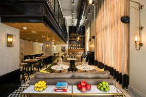 A restaurant or other place to eat at Market House - An Atlas Boutique Hotel