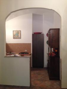 Cucina o angolo cottura di Casa Dodo