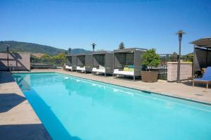 The swimming pool at or near Bardessono Hotel & Spa