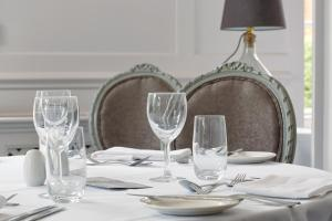 A restaurant or other place to eat at Greenwoods Hotel & Spa