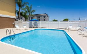 The swimming pool at or near Fairfield Inn & Suites Corpus Christi
