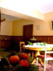 Küche/Küchenzeile in der Unterkunft Hotel Direndall