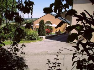 Eine Fassade oder ein Eingang zu B&B Roudenhaff