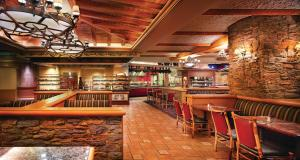 A restaurant or other place to eat at Ameristar Casino Black Hawk
