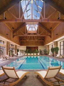 The swimming pool at or near Ameristar Casino Black Hawk
