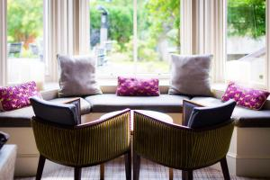 A seating area at The Parklands Hotel