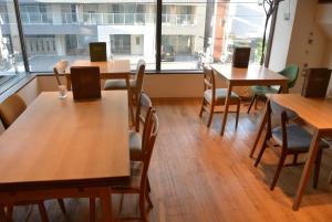 Restoran atau tempat makan lain di Business Inn Norte 2