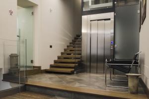 Hall o reception di Ponticello Apartments