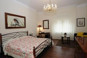 A bed or beds in a room at B&B Fotić