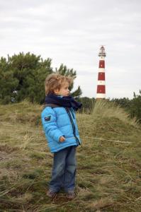 Children staying at Sier aan Zee