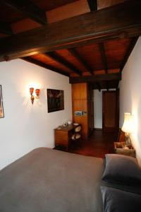 A television and/or entertainment center at B&B Castel Ivano