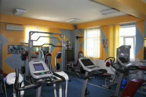 Centrul de fitness și/sau facilități de fitness de la Hotel Zytto by Razvan Rat