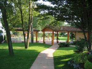 Giardino di Hotel Quo Vadis