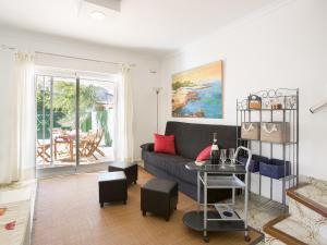 Zona de estar de Villa Marina VyB