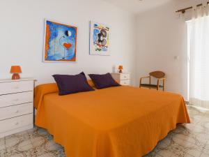 Cama o camas de una habitación en Villa Marina VyB