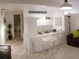 Bagno di Les Suites di Parma - Luxury Apartments