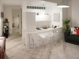 Hall o reception di Les Suites di Parma - Luxury Apartments