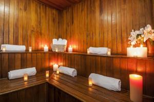 Spa o instalaciones de bienestar en Hotel Almirante Cartagena Colombia