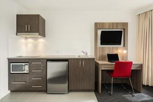 A kitchen or kitchenette at Quest Doncaster