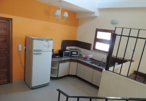 A kitchen or kitchenette at Maipu