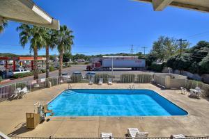 The swimming pool at or near Motel 6-Nogales, AZ - Mariposa Road