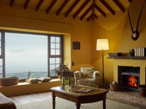 Zona de estar de Haciendas del Valle - Casa San Miguel
