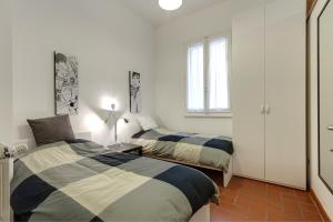 A bed or beds in a room at Oche