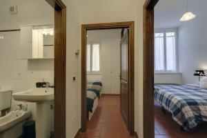 A bathroom at Oche
