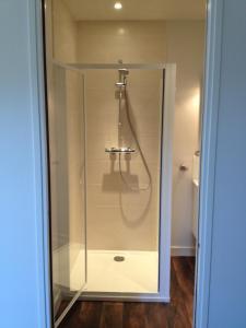 A bathroom at La Villa Côté Mer