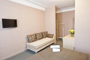 Гостиная зона в Отель Мэрри Поппинс