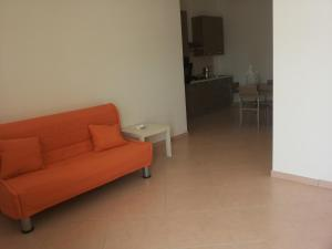 Area soggiorno di Residence Via Del Mare