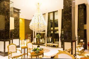 Um restaurante ou outro lugar para comer em Best Western Premier Majestic Ponta Negra Beach