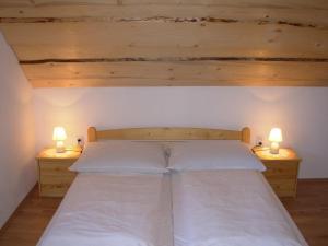Postel nebo postele na pokoji v ubytování Apartmány MarAqua