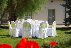 Banquet facilities at the country house