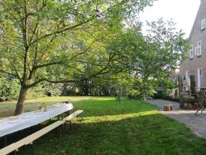 Een tuin van B&B Boerderij Wijtvliet