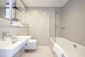 坦伯頓地方酒店衛浴