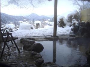 Takayama Kanko Hotel ในช่วงฤดูหนาว
